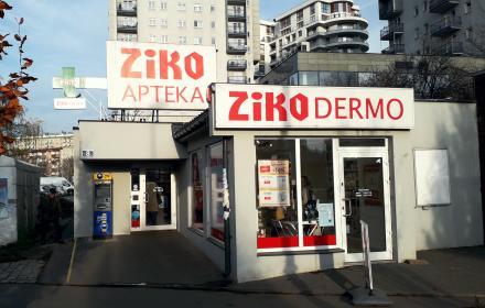Ziko Apteka Krakow Ul Krowoderskich Zuchow 8 Ziko