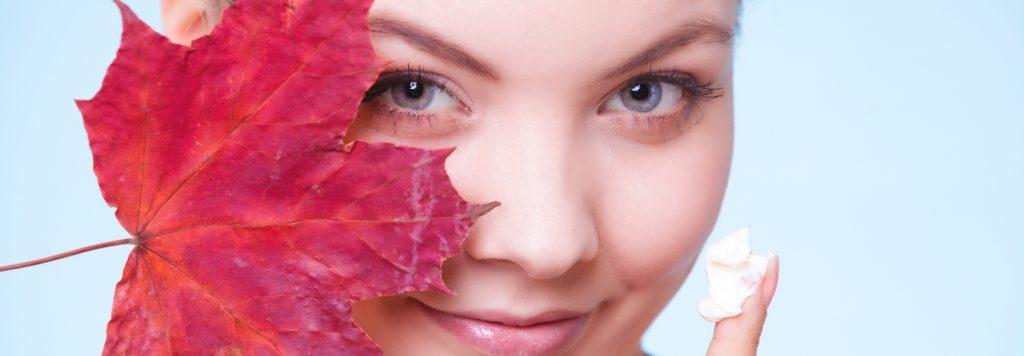 Jak dbać o cerę jesienią?