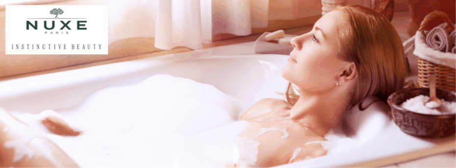Luksus domowego relaksu z marką NUXE