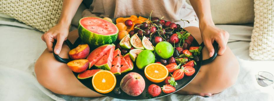 owoce i warzywa w diecie