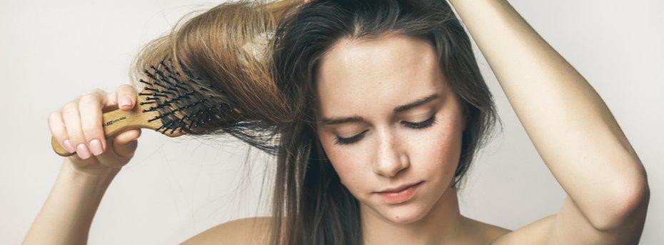 Wypadające Włosy Zahamuj Proces Ziko