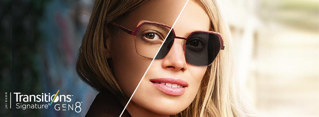 Okulary z Transitions GEN 8 – rozwiązanie idealne na lato!