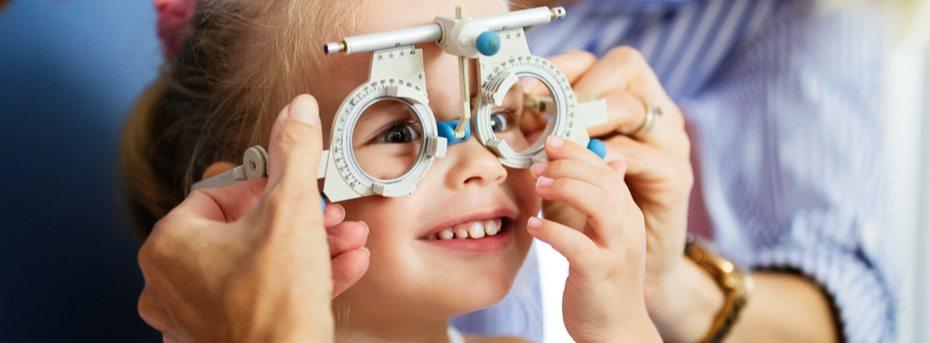 Rozwój widzenia dzieci – na co trzeba zwracać uwagę?