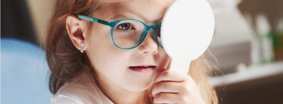 Niedowidzenie – duży problem wśród małych ludzi